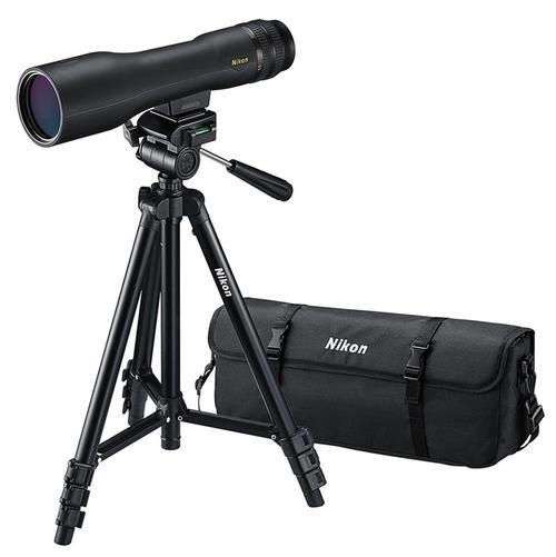 Nikon Prostaff 3 16-48x 60mm 120 ft @ 1000 yds FOV 19mm Eye Relief Black