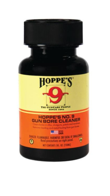 Hoppe's No. 9 Nitro Powder Solvent 4 Ounce