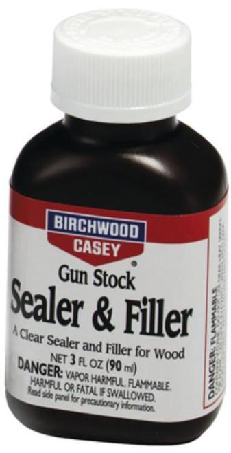 Birchwood Casey Gun Stock Sealer/Filler Gun Stock Sealer & Filler 3oz