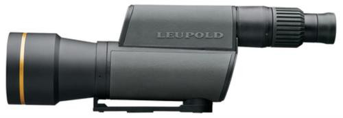 Leupold Gold Ring Spotting Scope, 20-60x80mm, Straight Viewing, Shadow Gray