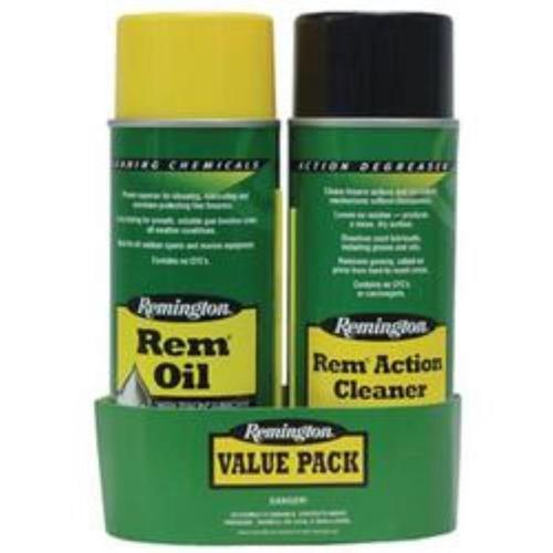 Remington Rem Oil & Rem Action Cleaner