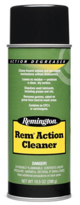 Remington, Action Cleaner, Liquid, 10.5 oz can, Cleaner, 6 Pack
