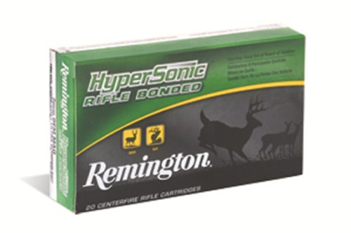 Remington HyperSonic .270 Winchester 140gr, PSP Bonded Core-Lokt Ultra 20rd Box