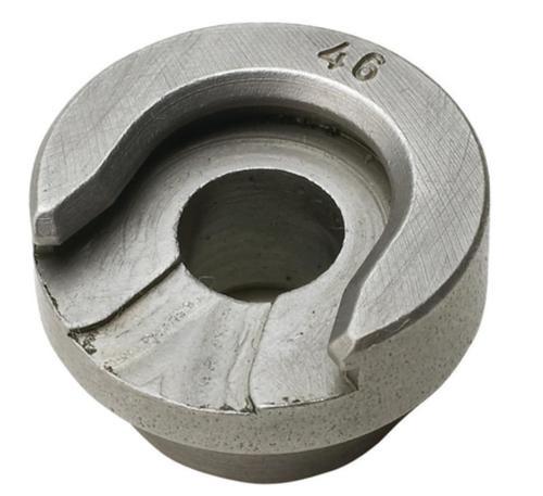 Hornady Shell Holder #8 30 Luger/9X18 Makarov/38 Super