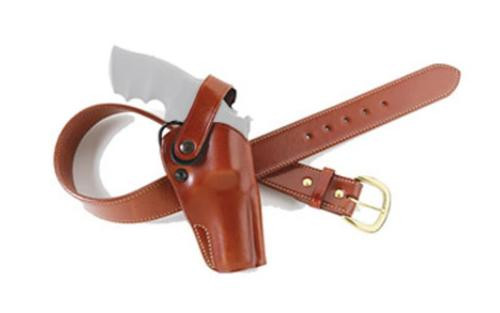 Galco Dual Action Outdoorsman Ruger Redhawk 4 - R - Tan -