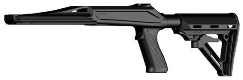 Blackhawk Axiom Rifle Polymer/Aluminum Black