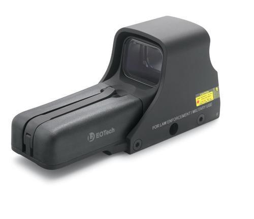 "EOTech 552 NV Compatible 1x 30x23mm Obj Unltd Eye Relief 1"" 65MOA Ring/1"