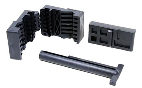 Pro Mag Upper /Lower Receiver Magazine Well Vise Black Set