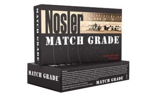 Nosler Trophy Grade Match .300 AAC Blackout 220gr, Custom Competition 20rd Box