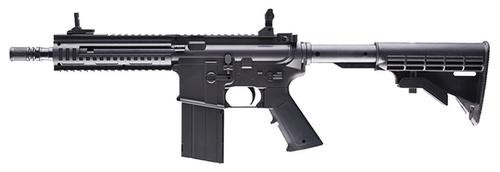 Umarex RWS Steel Force Air Rifle,177 BB, 300rd, Single/6-Shot Burst, Black