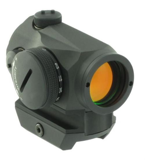 Aimpoint Micro T-1 4 MOA Dot, Standard Mount