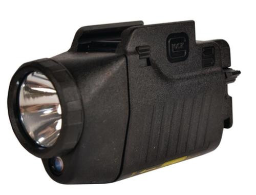 Glock Tac Light for G20/G21, Laser and Batteries