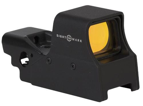 Sightmark Ultra Shot M-Spec 1x Unlimited Eye Relief, Black