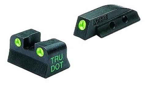 Meprolight Tru-Dot NS Fixed Set Beretta 92F Green Tritium Green Front/Rear