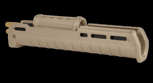Magpul Zhukov Flat Dark Earth Handguard/Forend For AK-47 & AK74 Pattern Firearms