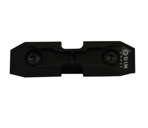 Odin Works M-Lok Low Profile Bipod Adapter