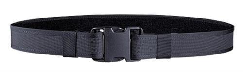 "Bianchi 7202 Nylon Gun Belt 40""-46"" Large Black Nylon"