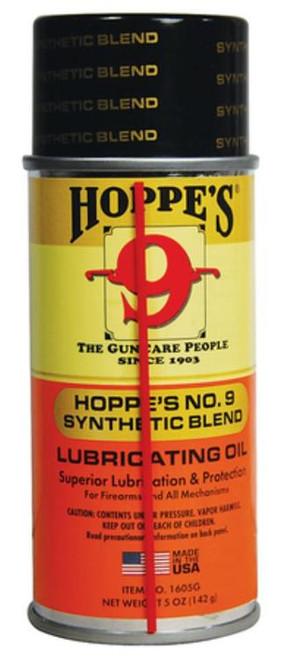 Hoppe's No. 9 Synthetic Blend Lubricating Oil 5oz Aerosol