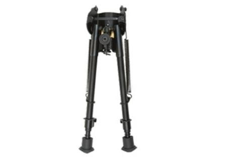 Allen Bozeman Bipod, Swivel Mount, Attaches to Sling Swivel, Black