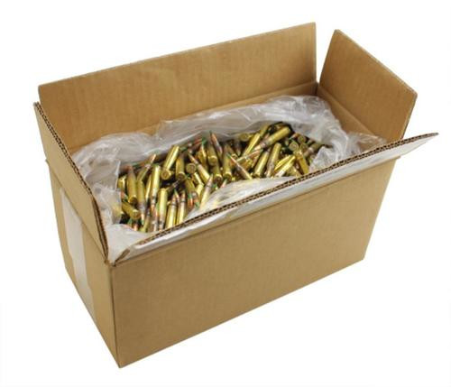 Federal XM855 Green Tip 5.56mm 62gr, Penetrator, 1000rd/Case