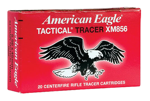 Federal AE XM856 223/5.56mm Tactical Tracer 223 64gr, 20rd Box