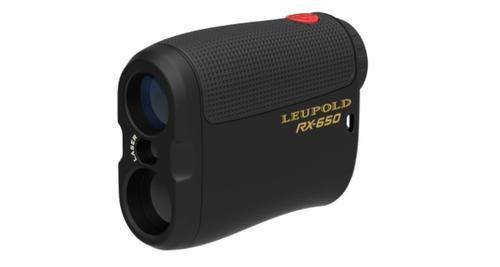 Leupold RX-650 Micro Laser Rangefinder, Black
