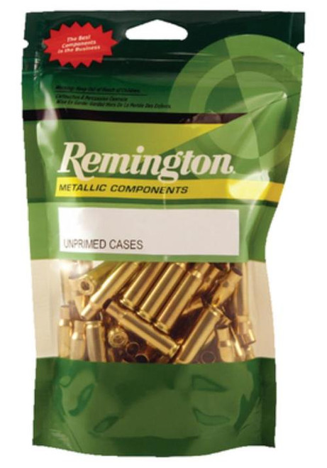 Remington Unprimed Brass Cases 45 Auto Box of 100