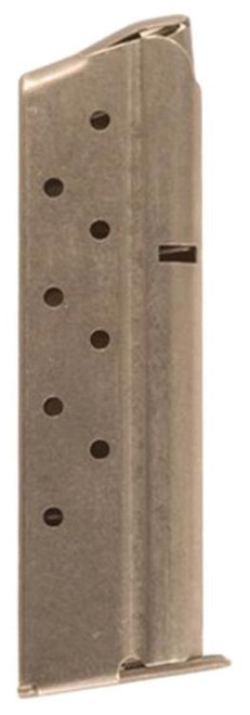 Colt's Manufacturing Magazine, 10MM, 8Rd, Fits Delta Elite, Stainless Finish