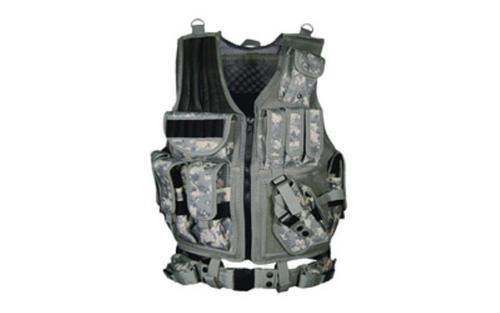 Leapers, Inc. - UTG 547 Law Enforcement Tactical Vest, Digital Amry