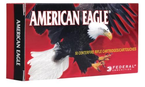 Federal Ammunition American Eagle 6.5 Creedmoor 123gr, Open Tip Match, 20rd Box