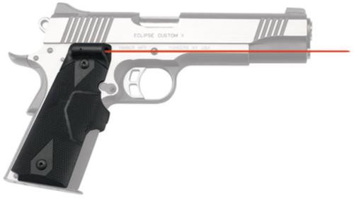 Crimson Trace Lasergrips 1911, Red, Full-Size