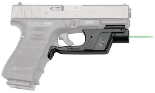 Crimson Trace Laserguard Glock, Gen3 17/19/22/23/31/32/34/35/37/38, Gen4 17/19/22/23/31/32/34/35/37, Gen5 17/19