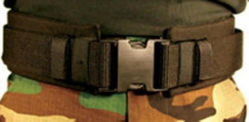 Blackhawk Belt Pad, 36-40 Inch, Black