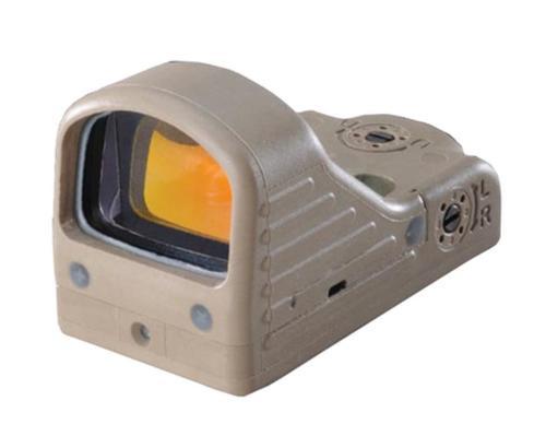 Insight MRDS Mini Red Dot Sight, 3.5 MOA Dot, Tan