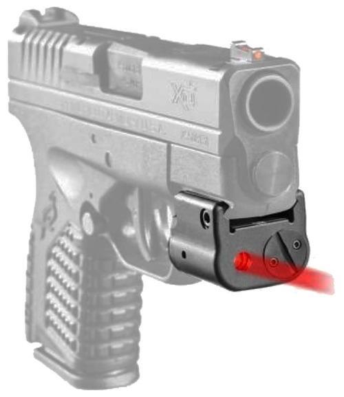 "LaserLyte Red Center Mass Red Laser Ring Any Gun, 1"" Picatinny"