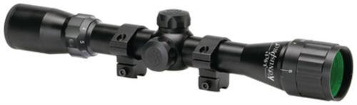Konus Konuspro Riflescope 3-9X32mm With Adjustable Objective 30/30 Engraved Reticle Black Matte