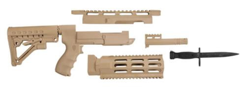 ProMag Archangel 10/22 Rifle Conversion Package, Desert Tan