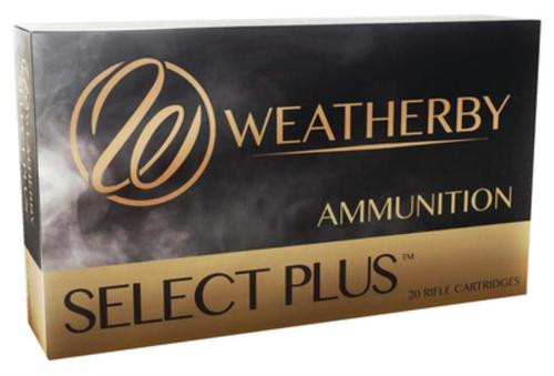 Weatherby Select Plus, 6.5-300 Weatherby Magnum, 130gr, Swift Scirocco, 20rd Box