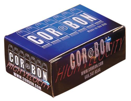 Cor Bon Self Defense .357 Magnum 125gr, Jacketed Hollow Point 20rd Box