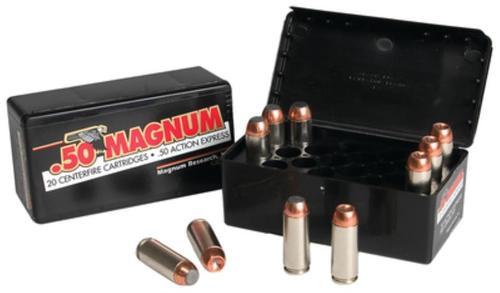 Magnum Research MAG RES/CCI 50AE JHP 300Gr., 20rd Box