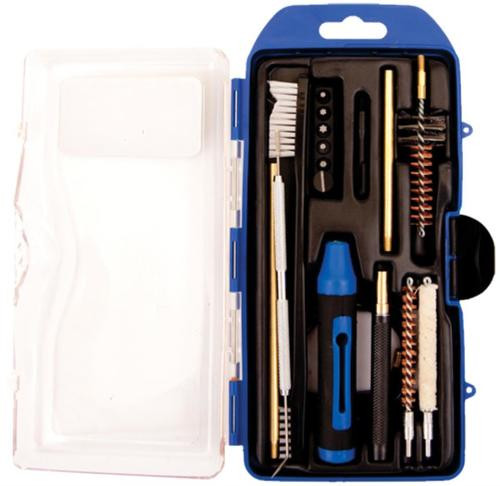 DAC Gunmaster AR Rifle Cleaning Kit, 17 Pieces, 223/556MM, Includes Pull Through Rod, Punch, Pick and 6 Piece Driver Set