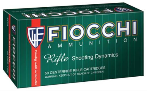 Fiocchi 223 Rem. 55gr FMJBT Shooting Dynamics 50rd Box