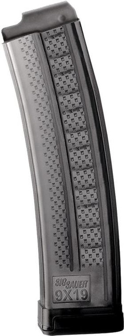 Sig MPX Magazine 9mm 20rd Black