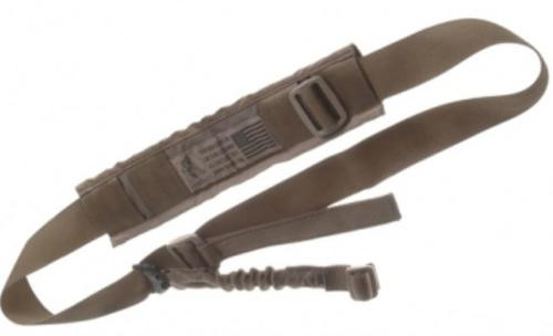 Troy One Point BattleSling - USMC Coyote Tan