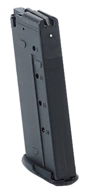 FN Five-Seven Magazine 5.7x28mm, Polymer, Black, 20rd