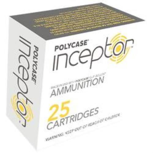 Polycase Inceptor Extreme Precision 9mm, 84 Gr, 20rd/Box