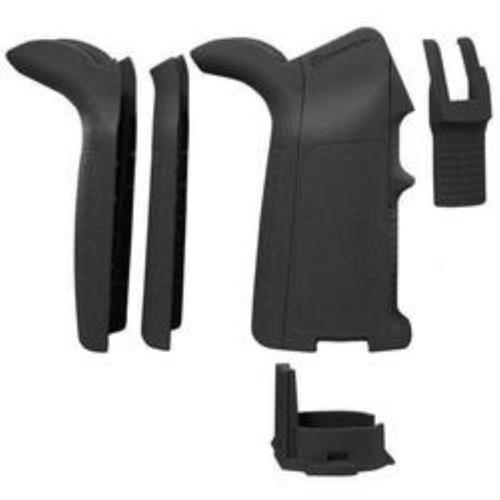 Magpul MIAD Gen 1.1 Grip Kit Type 2 Kit 7.62x51 Lower Receivers, Black, Polymer