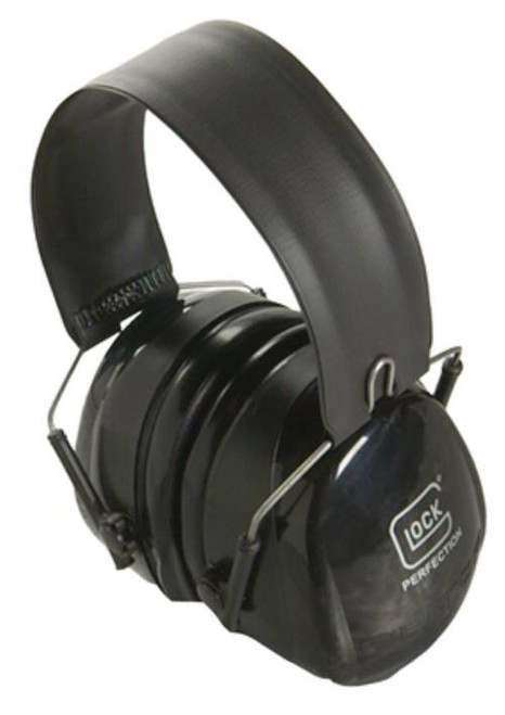 Glock Foldable Earmuff Hearing Protection One Size
