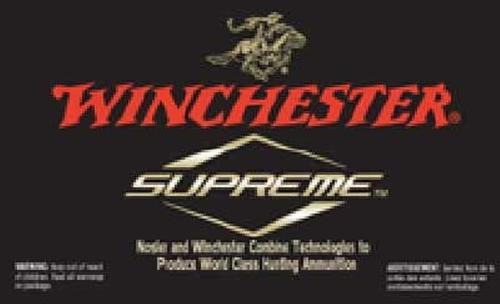 Winchester Supreme 454 Casull Partition Gold 260gr, 20Box/10Case