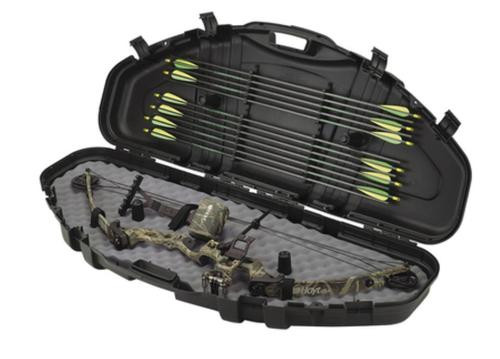 "Plano Protector Single Bow Case Polymer Black 49.00"" L x 6.50"" H"